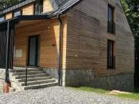 Apartmán v Hojsově Stráži - ubytování Hojsova Stráž