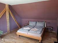 Obytná část apartmá - ubytování Horní Planá