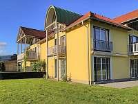 Apartmán - ubytování v soukromí - dovolená v Jižních Čechách