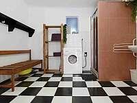 koupelna - pronájem chalupy Frymburk - Posudov