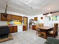 obytná kuchyň - Frymburk - Posudov