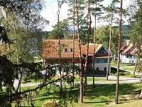Apartmán na horách - dovolená Přehrada Lipno rekreace Lipno nad Vltavou
