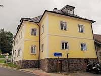 Apartmánový dům - k pronajmutí Hartmanice