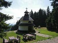 Rotundová kaple na Javorníku - Stachy