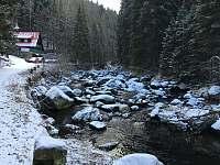 Turnerova chata u řeky Vydry - Stachy