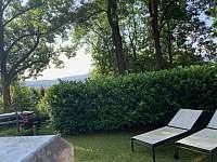 zahrada - Lipno nad Vltavou - Slupečná
