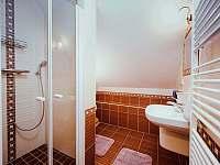 Borůvkový pokoj - koupelna - Kocourov