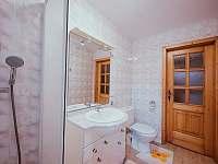 Hruškový pokoj - koupelna - Kocourov