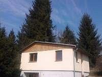 Chata ubytování v obci Bušanovice