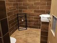 Koupelna pokoj č. 1 - Nová Pec - Nové Chalupy