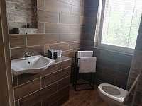 Koupelna pokoj č.2 - Nová Pec - Nové Chalupy