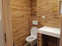 Koupelna pokoj č. 3 - Nová Pec - Nové Chalupy