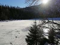 Plesne jezero - Nová Pec - Nové Chalupy