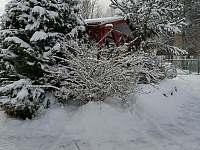 Zima 2021 - Nová Pec - Nové Chalupy