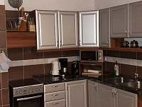 Apartmán Lipno-apartmán 2 kuchyn