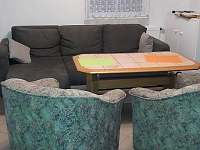 Apartmán Lipno-apartmán 2 obývák