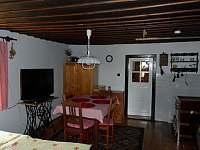 Hlavní ložnice 1 - chalupa ubytování Petrovice u Sušice - Strunkov