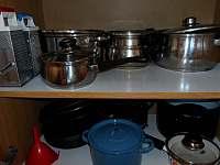 Kuchyně - nádobí - Petrovice u Sušice - Strunkov