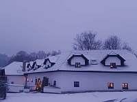 Dřešín-Hořejšice jarní prázdniny 2022 pronajmutí