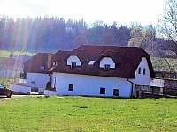 Chalupa ubytování v obci Korkusova Huť
