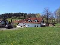 Chalupa k pronajmutí - dovolená Rybník Zdíkovec rekreace Dřešín - Hořejšice