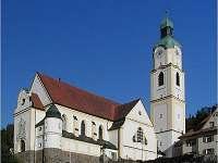 Kostel v Bayerisch Eisenstein
