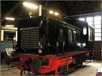 Muzeum lokomotiv v Bayerisch Eisenstein