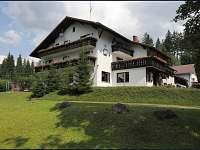 ubytování Lyžařský areál Železná Ruda - Belveder v penzionu na horách - Bayerisch Eisenstein