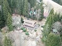 Bavorská chata na Špičáku - k pronájmu Železná Ruda - Špičák