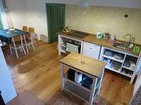 Kuchyň - chalupa k pronájmu Sušice - Chmelná