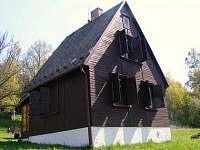 chata - Horní Planá - k pronajmutí