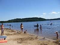 Pláž U Kukačků.