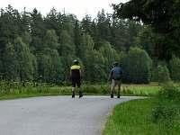 Spousta krásných cyklotras. - pronájem chaty Horní Planá