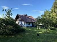 Chalupa ubytování v obci Dřešín