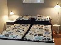 Malá ložnice - apartmán k pronajmutí Železná Ruda