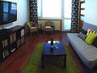 Obývací pokoj - apartmán k pronájmu Železná Ruda