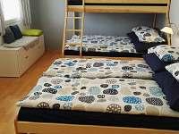 Velká ložnice - apartmán k pronájmu Železná Ruda