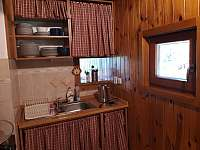 Kuchyňka - chata k pronájmu Klenčí pod Čerchovem - Capartice