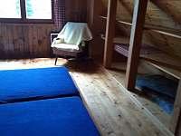 Ložnice 1 - pronájem chaty Klenčí pod Čerchovem - Capartice