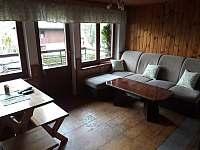 Obývací pokoj - chata k pronajmutí Klenčí pod Čerchovem - Capartice