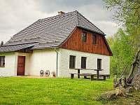 ubytování na Českokrumlovsku Chalupa k pronájmu - Nová Pec