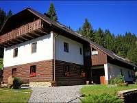 Horní Vltavice ubytování 16 lidí  ubytování