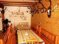 Společenská místnost - Horní Vltavice