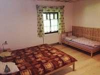 Pokoj 2+2 - pronájem chalupy Předslav
