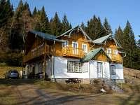 ubytování  v penzionu na horách - Železná Ruda - Hojsova Stráž