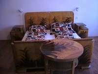 ložnice - chalupa k pronajmutí Nezdice na Šumavě