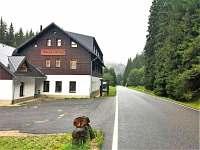 ubytování Borová Lada v penzionu na horách