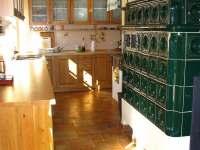 Kuchyň Apartmán B