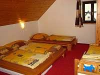 Pokoj č. 2 - Apartmán A - pronájem chalupy Humpolec na Šumavě