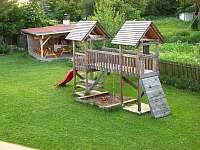 Pro děti - pronájem chalupy Humpolec na Šumavě